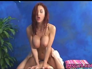 Thumb Busty redhead hoe rides cock