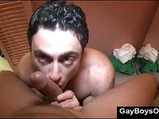 Public gay blowjob & anal sex in fitting room
