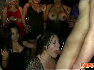Girls hire strippers for a birthday party scene 4