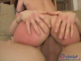 Tiffany Hopkins anus drilled