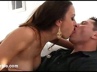 Big Titty MILF Gets Cum On Tits