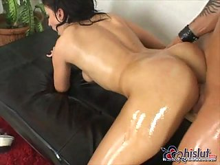 Rikki White with big ass banged