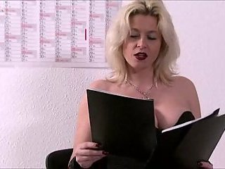 Pure Lust With Anal Blonde