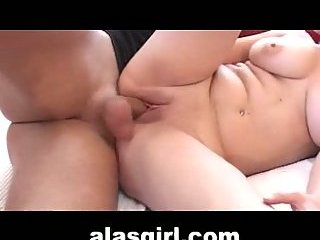 Big tits hooker slamming up cumming