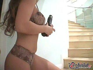Rita Faltoyano loves big black cock