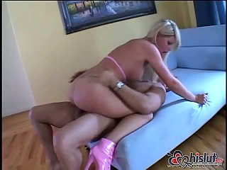 Lacey Heart gets her tight pussy stuffed