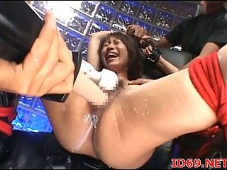 Lavish Squirt Spurts After Heavy Toying