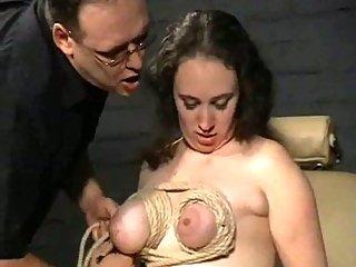 Extreme Bondage Of English Slave