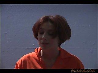 Girl in prison gets fingered