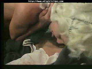 Hot Vintage Threesome