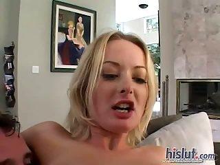 Melissa Lauren does a double penetration