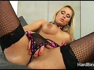 Busty Laura Crystal is a hotly banged MILF