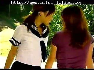 Japanese lesbian sluts pettings
