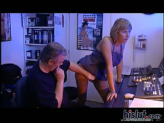 Karina and Mandy share double penetration