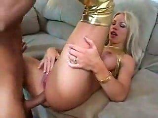 Bridgette Kerkove gets it in ass