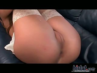 Lily Love is a horny slut