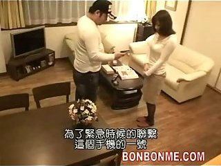 Horny Jap wife cheating husband