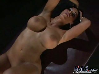 Veronica Rayne gets cum on face