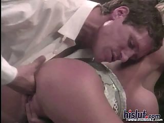 Briana finishes things off with a titty fuck