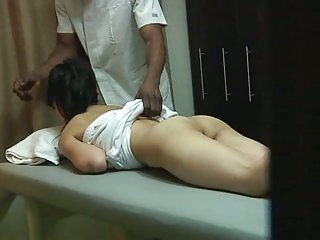 Thumb Japanese wife fucked by black masseur