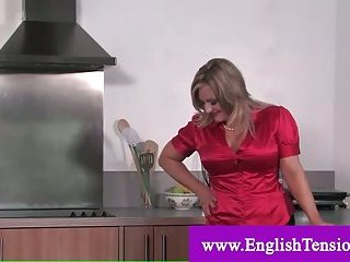 Sissy enforced cleaning by mistress