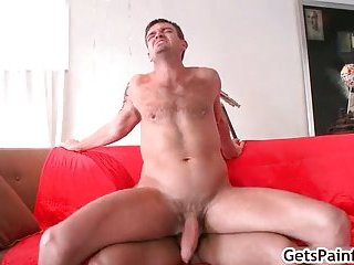 Castro getting his black dick in white ass