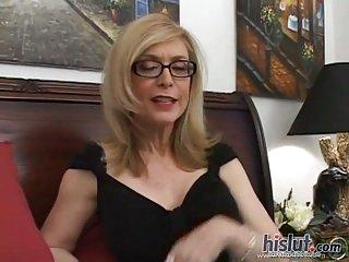 Nina Hartley is an ageless sexpot