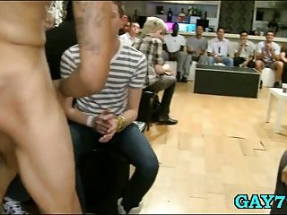Gay cock as a special treat scene 2