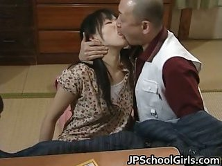 Jap Teen Babe Getting Drilled