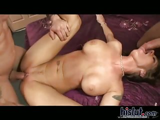 Kayla face gets smothered with cum