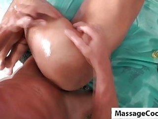 Special ass massage