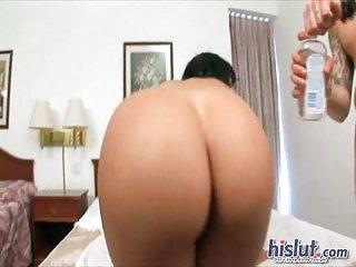 Rosario is a sexy latina slut
