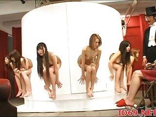 Japanese whore fucking