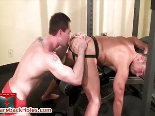 Jason and Dominik anal fuck
