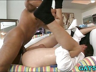 Interracial anal wmv fucking