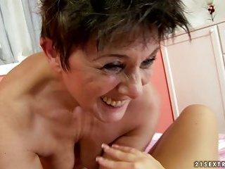 Horny lesbo sluts rimming