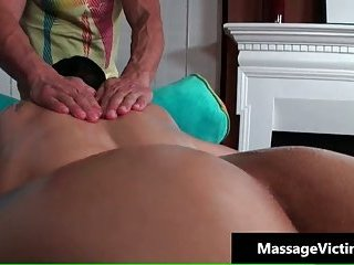 Alec gets his amazingly cute gay ass massaged