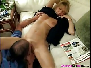 Very horny mature wife just wants to fuck
