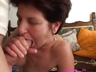 Granny love grandson big dick