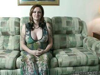 Thumb Lacy King pregnant amateur milf