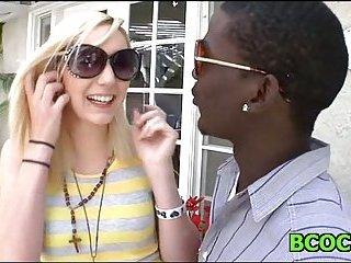 Check up interracial sex scene 5