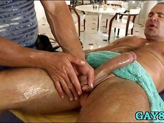 Deep fucking for tight ass