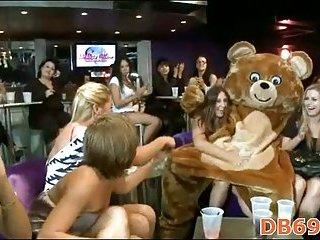 Girls sucking dirty dick of strip dancer scene 19
