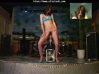 Jap Girl Sex Machine