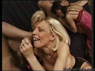 Mature Eva Delage Teach Teen The Art Of Sex