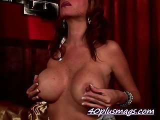Big tits and a wet pussy