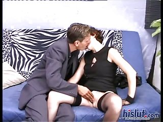 Lulu loves anal sex