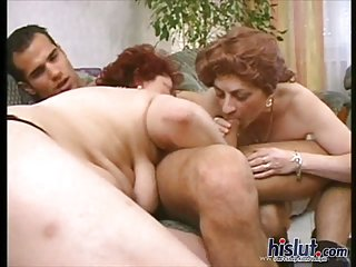 Anica shares a cock