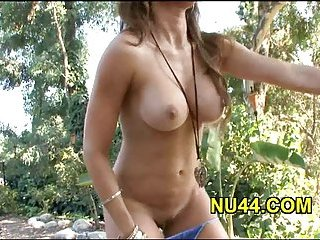 Beauty has got big boobs & big ass