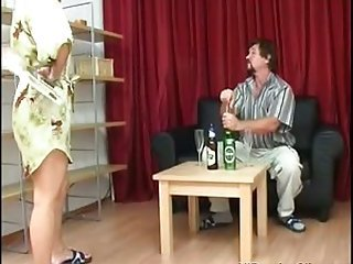 Russian Duo Drink And Sex